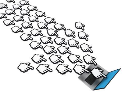 藉由流量交換平台,來增加FB粉絲頁的讚或提高網站流量!